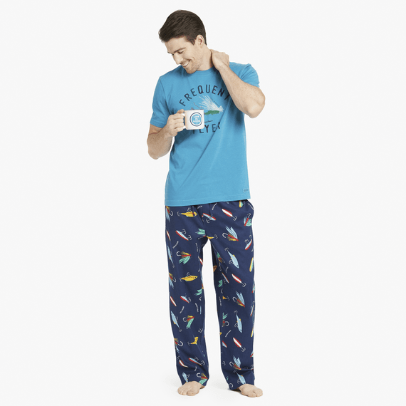 Men's Fish Lure Classic Sleep Pant