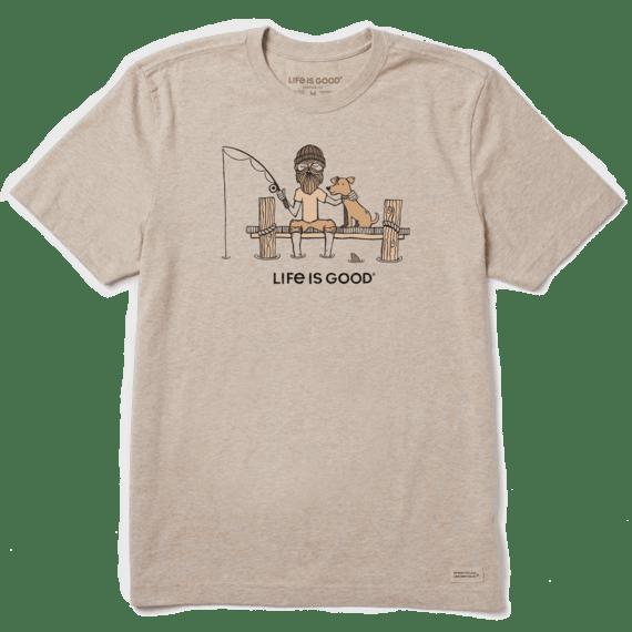 Men's Fishing Buddies Crusher Tee