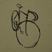 Men's Fixed Gear Bike Cool Tee