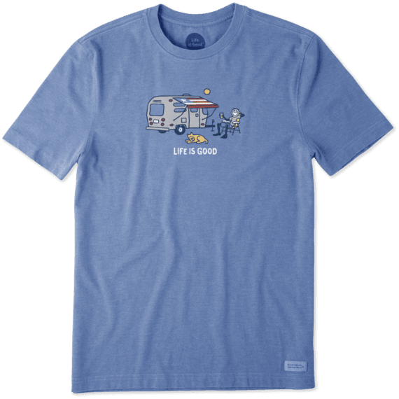 Men's Flag Airstream Crusher Tee