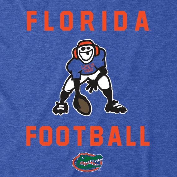 Men's Florida Gators Football Jake Cool Tee
