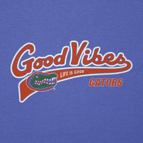 Men's Florida Gators Good Vibes Tailwhip Cool Tee