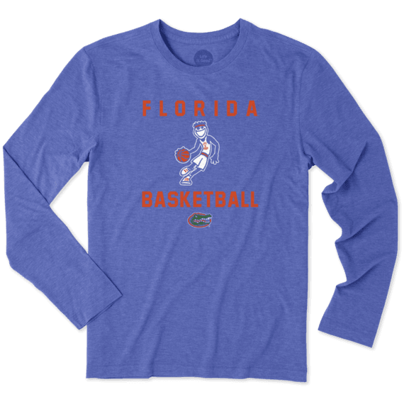 1bb30af9 Men's University of Florida T-Shirts | Life is Good® Official Website