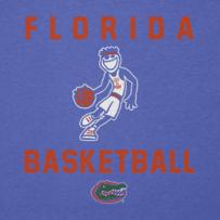 Men's Florida Gators Jake Athlete Long Sleeve Cool Tee