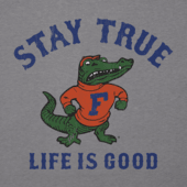 Men's Florida Gators Stay True Long Sleeve Cool Tee