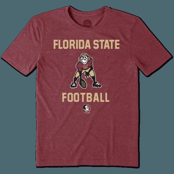 Men's Florida State Football Jake Cool Tee
