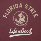 Men's Florida State Gradient Tailwhip Cool Tee