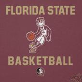Men's Florida State Seminoles Athlete Jake Long Sleeve Cool Tee