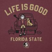 Men's Florida State Tailgate Jake Cool Tee