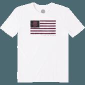 Men's Florida State Team Flag Cool Tee