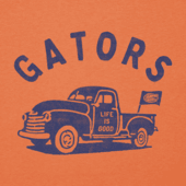Men's Florida Vintage Truck Cool Tee