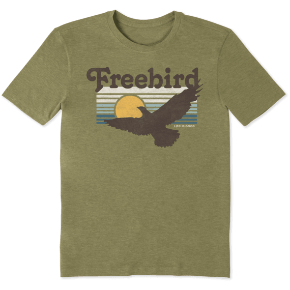 Men's Free Bird Cool Tee