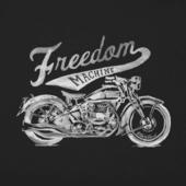Men's Freedom Machine Crusher Tee