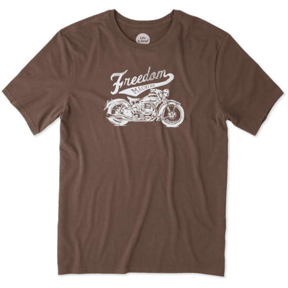 Men's Freedom Machine Smooth Tee