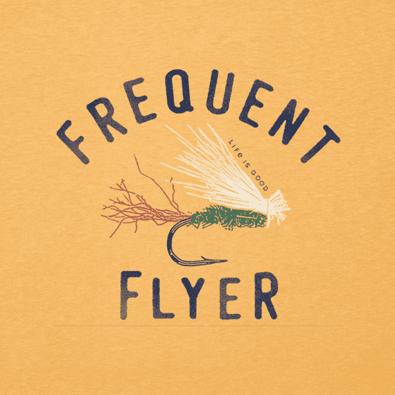 Men's Frequent Flyer Cool Tee
