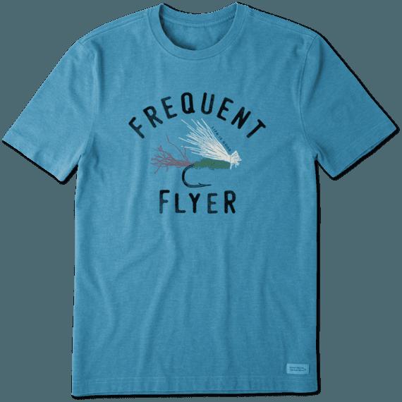 Men's Frequent Flyer Crusher Tee