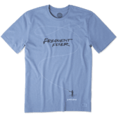 Men's Frequest Flyer Crusher Tee