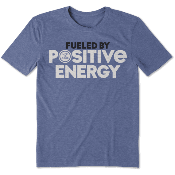 Men's Fueled By Cool Tee