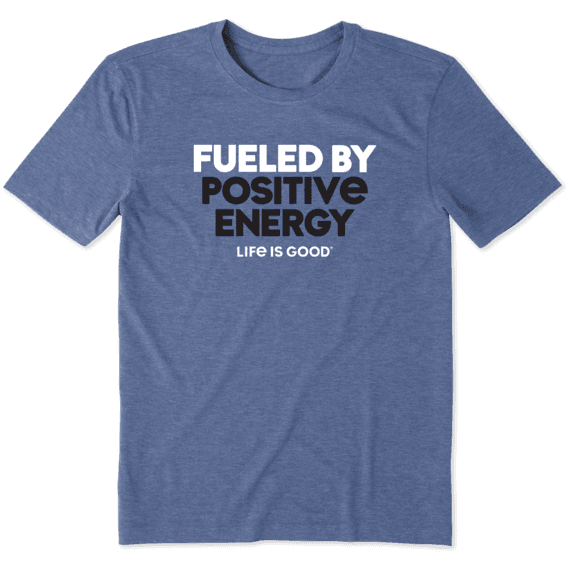 Men's Fueled By Positive Energy Cool Tee