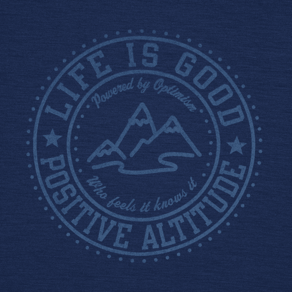 7f12776a03a0f Men s Positive Altitude Short Sleeve Good Move Tee
