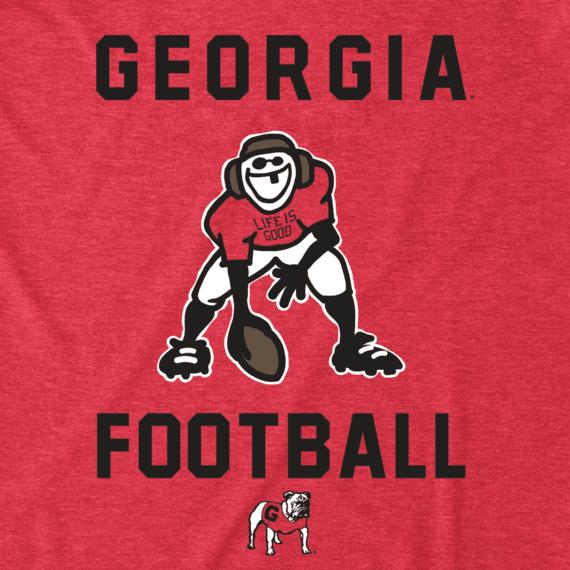 Men's Georgia Football Jake Cool Tee