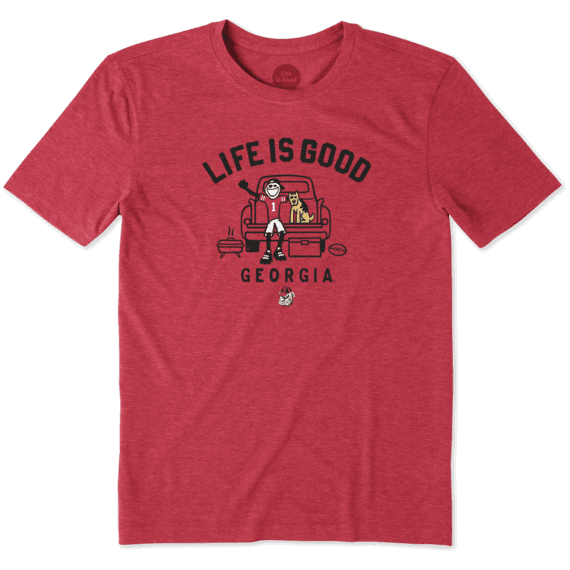 Men's Georgia Tailgate Jake Cool Tee