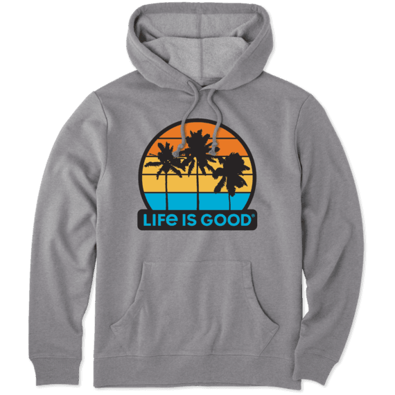 Men's Get Away Palms Simply True Hoodie