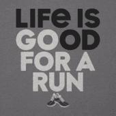 Men's Go For A Run Cool Tee