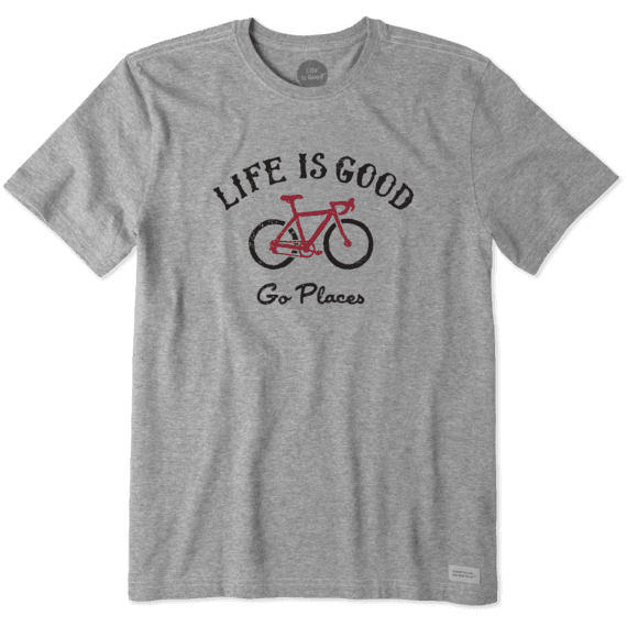 Images. Men s Go Places Bike Crusher Tee 802653231