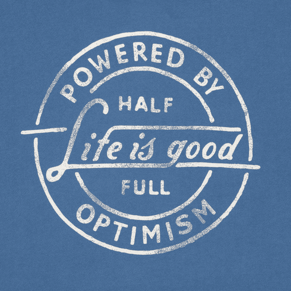 Men's Powered By Optimism Go-To Hoodie