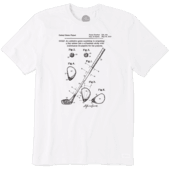 Men's Golf Club Blueprint Crusher Tee
