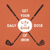 Men's Golf Daily Dose Crusher Tee