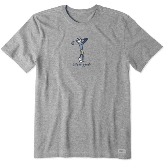 Men's Golf Jake Vintage Crusher Tee