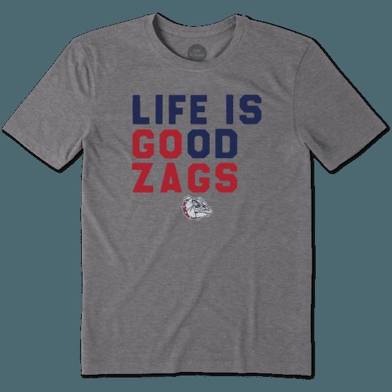 Men's Gonzaga Bulldogs LIG Go Team Cool Tee