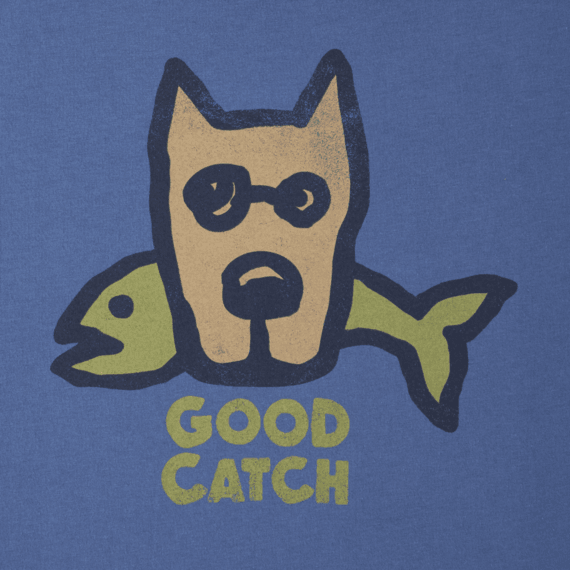 Men's Good Catch Rocket Smooth Tee