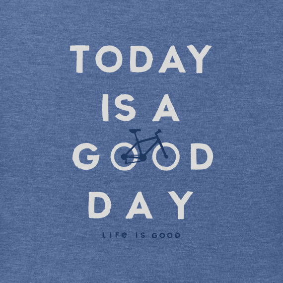 Men's Good Day Bike Crusher Tee