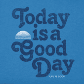 Men's Good Day Sun Crusher Tee