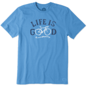 Men's Good Wheels Crusher Tee