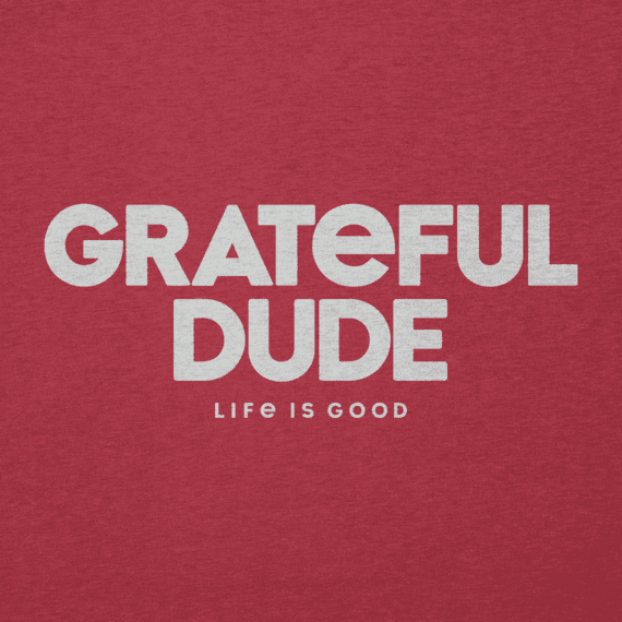 Men's Grateful Dude Cool Tee