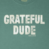 Men's Grateful Dude Crusher Tee