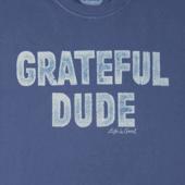Men's Grateful Dude Crusher Tee