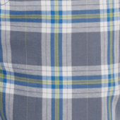 Men's Gray Yarn Dye Plaid Sleep Pants
