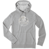 Men's Guitar Truck Lifestyle Hooded Sweatshirt