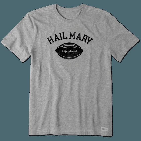 Men's Hail Mary Crusher Tee