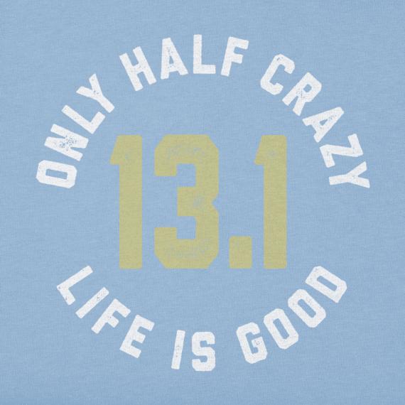 Men's Half Crazy Crusher Tee