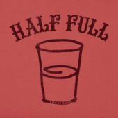Men's Half Full® Crusher Tee