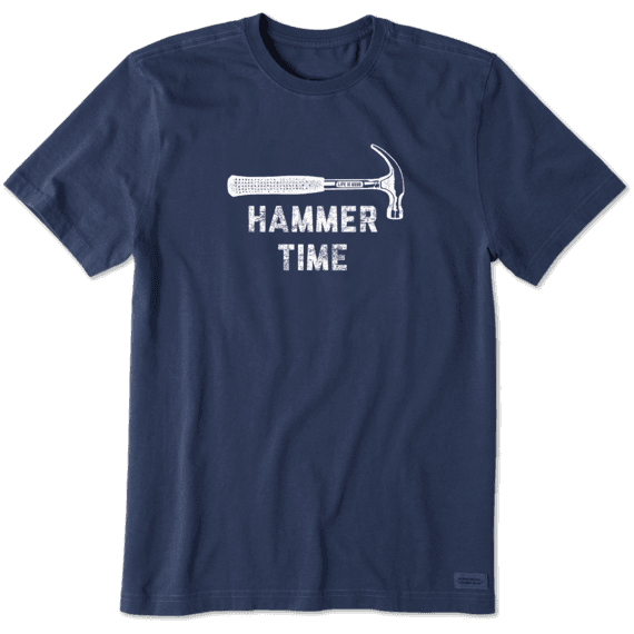 Men's Hammer Time Crusher Tee