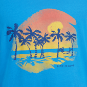 Men's Hammock Paradise Smooth Surfer Tank
