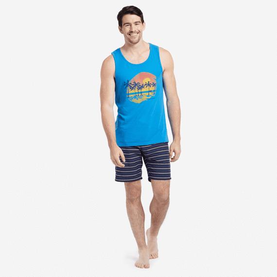 Men's Hammock Paradise Smooth Surfer Tank