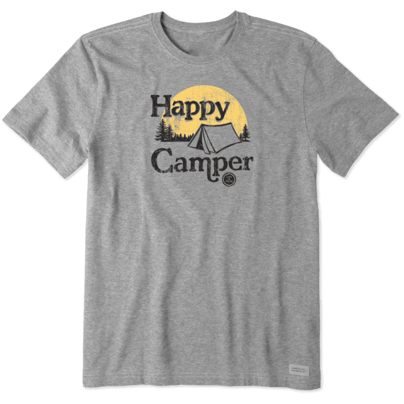 2a16fff4659 Men s Happy Camper Tent Crusher Tee